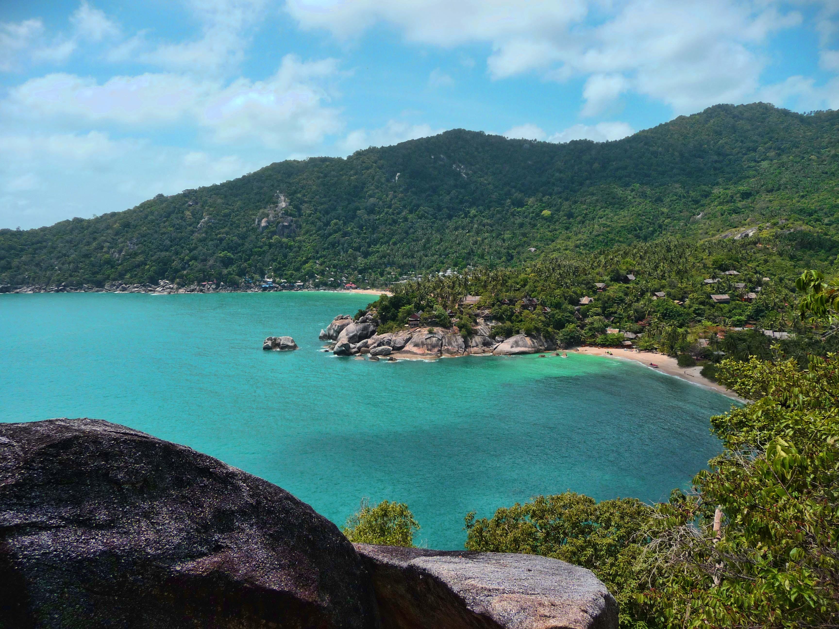 Koh Phangan Thailand  city images : Isola di Koh Phangan. Un paradiso nella Thailandia del Sud